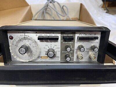 Bk 3025 Sweepfunction Generator