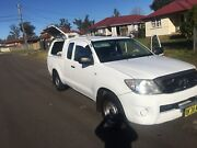Toyota Hilux SR 2011 Auto Dual cab Dual Fuel immaculate condition  Rooty Hill Blacktown Area Preview