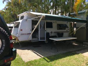 Jayco Semi Offroad Caravan