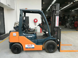 Toyota 2.5 Ton Current Model Forklift Luscombe Gold Coast North Preview