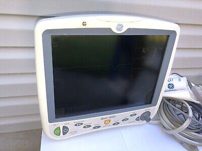 Ge Dash 5000 Patient Monitor Ekg Spo2 Nibp Printer  Ibp Comes With Co2