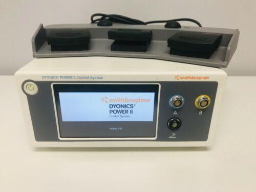 Dyonics POWER II Arthroscopy Control System with Footswitch