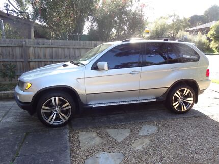 2001 BMW X5 Eltham North Nillumbik Area Preview