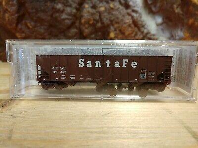 Micro Trains N-Scale.  Atchison, Topeka & Santa Fe