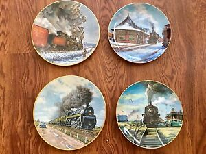 Canadian Pacific Railway Plates