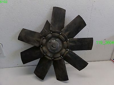 Quincy Air Compressor 9 Blade Fan Part 126511-035 - 1 Blade Is Broke