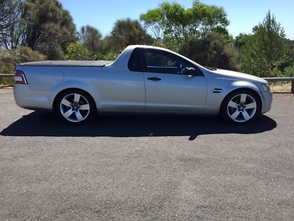 Holden Commodore Ute 2008 Mount Gambier Grant Area Preview