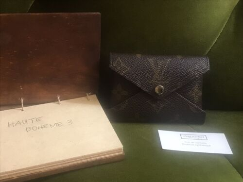 Authentic Brand New 2019 Louis Vuitton Pochette Kirigami Small Wallet Pouch