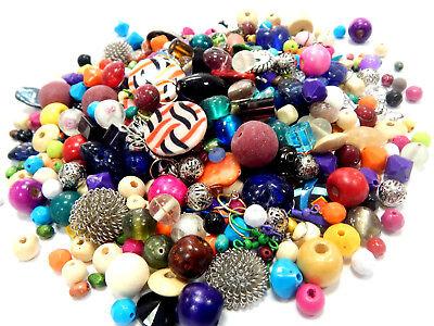 olz Kunststoff Bastlerbedarf MIX GROSSHANDEL mixed pack (Große Kunststoff-perlen)