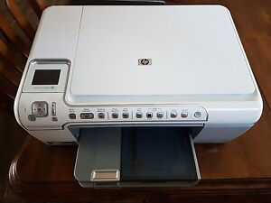 HP Printer, Scanner and Copier