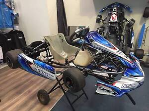 Go Kart Arrow X4 Sport Package Complete Rolling Chassis Clayton South Kingston Area Preview