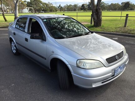 2001 Holden Astra,immaculate condition inside out with long rego Dandenong Greater Dandenong Preview