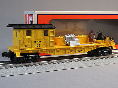 LIONEL MOW WELDING CAR #429 o gauge train TRACK SIDE MAINTENANCE OF WAY 6-82265