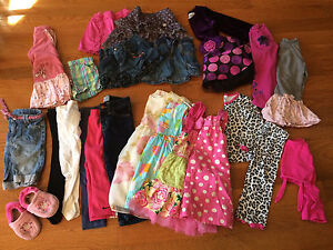 Lot of size 2t and 24 month clothes