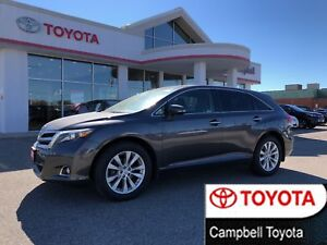 2015 Toyota Venza LIMITED--NAV--DUAL MOON ROOF--POWER LIFT GATE