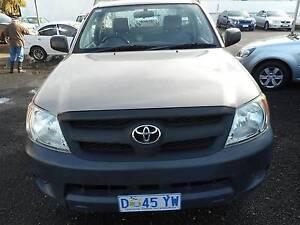 2005 Toyota Hilux Ute Devonport Devonport Area Preview