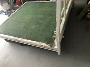 Hilux dcab steel tray Iluka Joondalup Area Preview