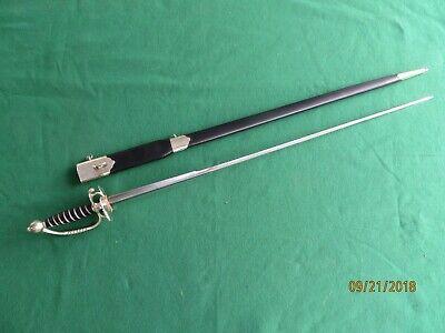 18th Century Colichemarde Style Small Sword