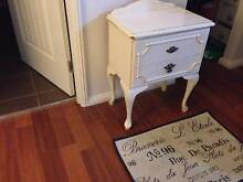 Bed side table. Shabby Sheek Maitland Area Preview