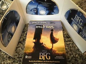 BFG audio cd