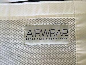 Airwrap cot bumper Seven Mile Beach Clarence Area Preview