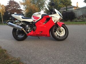 *** Cbr For Sale F4i 600cc ***