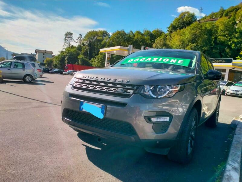 LAND ROVER Discovery Sport Discovery Sport 2.0 TD4 150 Bus.Ed. Pure