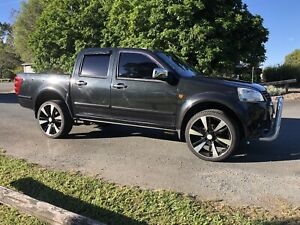 2012 Greatwall V200 double cab Ute Diesel Turbo.