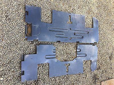 John Deere Gator Amt 622626 Plastic Side Panels Used
