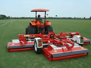 Late Model 2015 Trimax Pegasus G3 493 PTO Tow Behind Slasher/Mower Austral Liverpool Area Preview