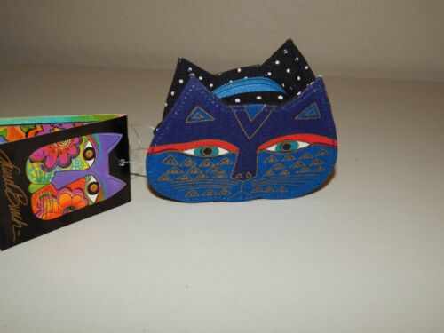 Laurel Burch Coin Change Purse ~ Cat