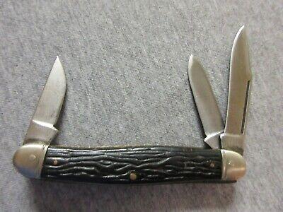 vintage Boker USA folding knife lot P