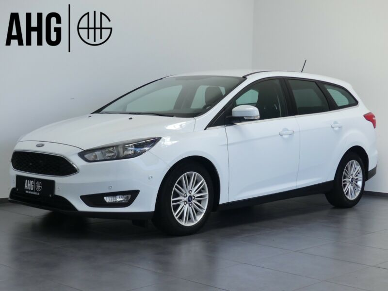 Ford Focus Turnier 1.5 TDCi Cool&Connect PDC/NAVI