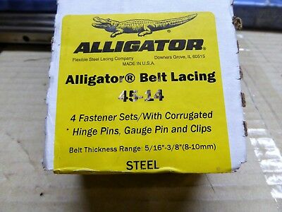 Flexco Alligator 45-14  Belt Lacing 10196