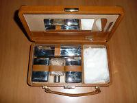 Beauty Case Vintage Di Lusso Per Uomo -  - ebay.it