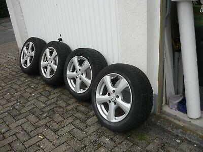 Gebrauchte Mercedes Benz Alufelgen 16 Zoll mit winterreifen 205 55 16auf alufelg