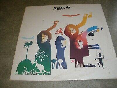 "ABBA THE ALBUM 12"" LP 1977"