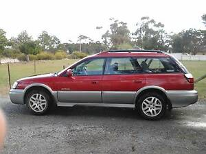2002 Subaru Outback Wagon Pinery Wakefield Area Preview