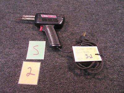 Weller Soldering Iron Gun 8200-n 100140 Watts Used Vintage