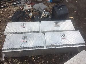 6 ft Side tool boxes