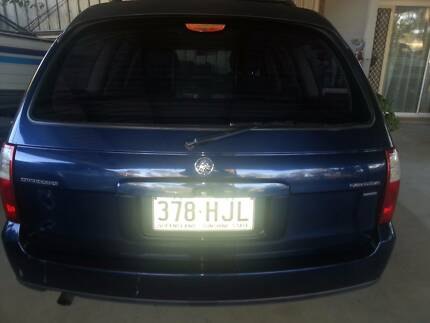 2003 Holden Commodore VY wagon Bungadoo Bundaberg Surrounds Preview