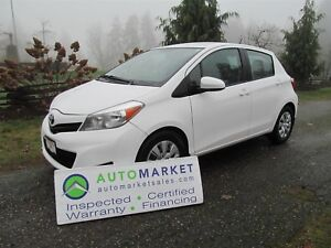 2014 Toyota Yaris LE, LOAD, AUTO, FINANCE,