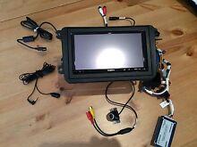 "Sony XAV-72BT Car Stereo Head Unit. 7"" Touch Screen Receiver..."
