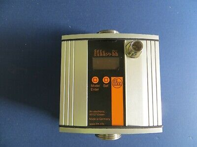 Ifm Su7200 Ultrasonic Flow Meter