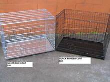 NEW XL Collapsible Metal Pet /Dog Puppy Cage Crate-METAL TRAY Greenslopes Brisbane South West Preview