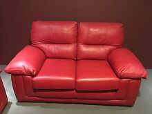 Luxury red sofas Yanchep Wanneroo Area Preview