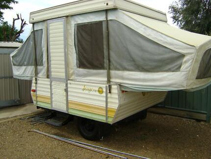 """Jayco """"Dove"""" Caravan Benalla Benalla Area Preview"""