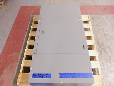 New Square D 400 Amp Panel Panelboard Breaker Hcn Mlo 3 Phase 480v277v 300