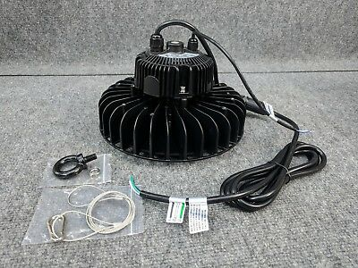400w Hps High Bay - High Bay UFO LED Light 100W (400W HPS/HID Equivalent) 5000K Warehouse Dimmable