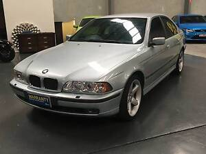1996 BMW 5 Sedan Arundel Gold Coast City Preview